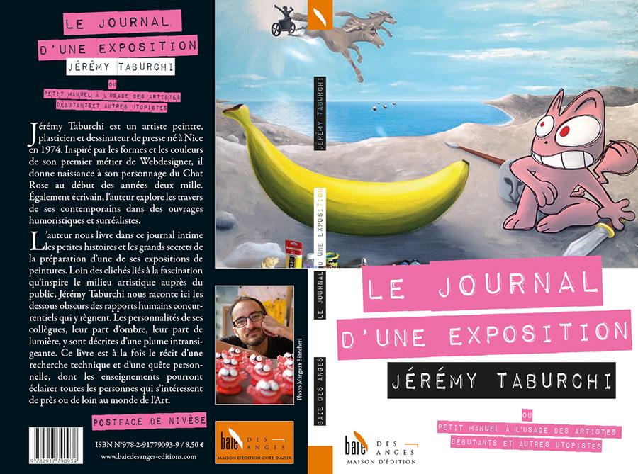 Le Journal d'une Exposition de Jérémy Taburchi