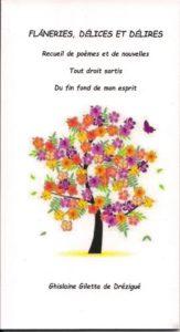 Bis_Recueil de poèmes Giletta Ghislaine