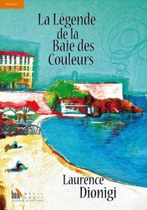 Couverture BAIE DES COULEURS Laurence Dionigi
