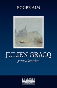 Couverture Julien Gracq