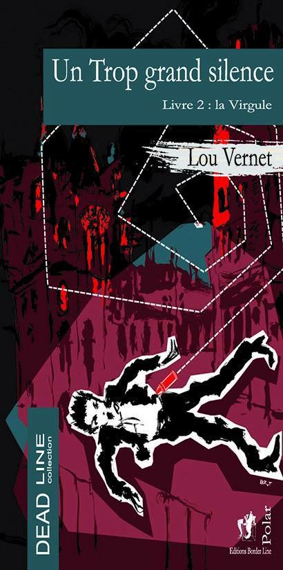 """Résultat de recherche d'images pour """"un trop grand silence roman lou vernet"""""""