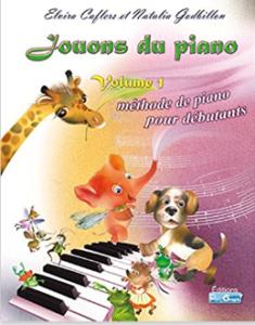 jouons du piano