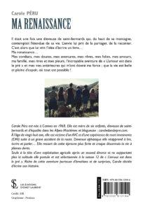 PERU CAROLE - MA RENAISSANCE - VERSO