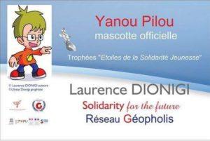 Yanou Pilou Mascotte
