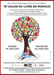10e Salon du Livre de Monaco